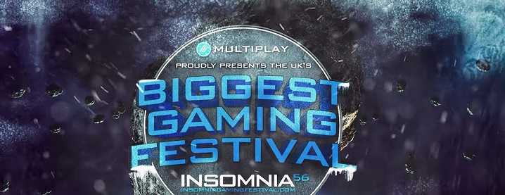 Insomnia Gaming Festival expands to Ireland and more in 2016!