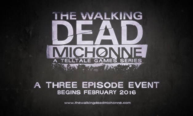The Walking Dead: Michonne Reveal Trailer