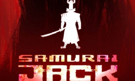 Samurai Jack Returns in 2016!