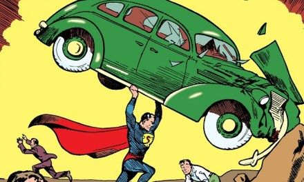 Review: Action Comics No. 1