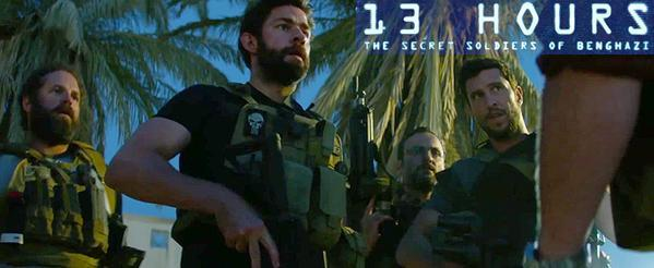 Review: 13 Hours: The Secret Soldiers of Benghazi, so conflicted