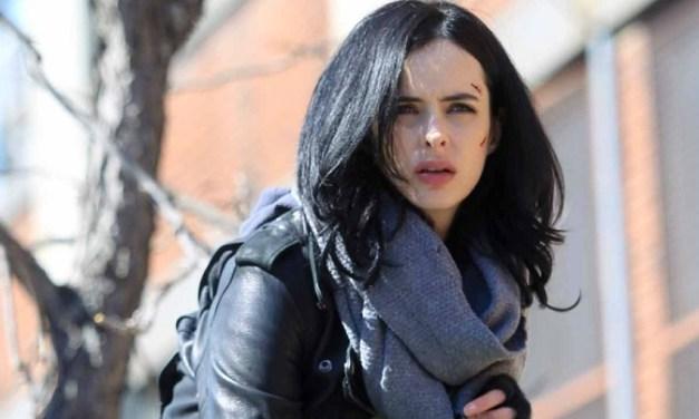 Netflix Renew Jessica Jones for a Second Season