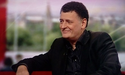 Breaking News: Steven Moffat Leaving Doctor Who