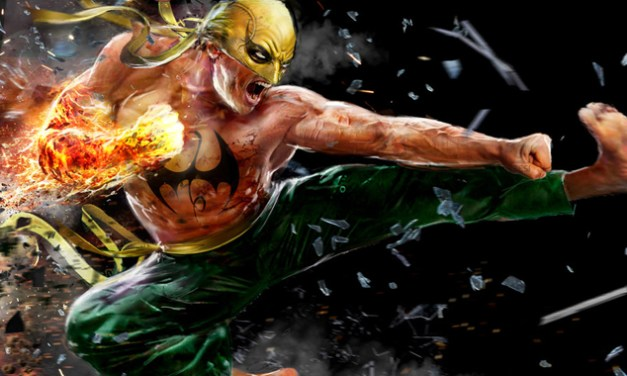 We need to talk about Iron Fist