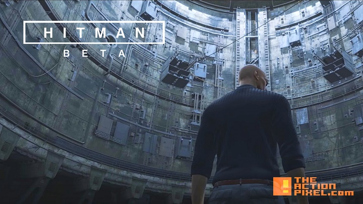 HITMAN beta to end the weekend!