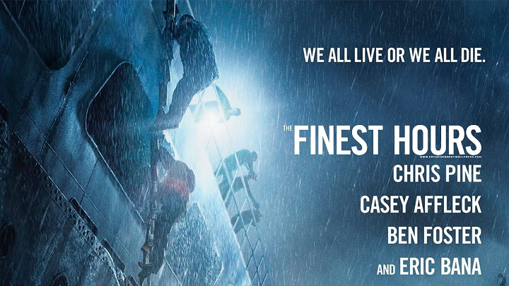 The Finest Hours interviews ahead of its release