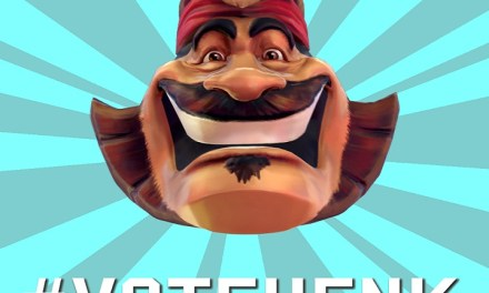 Action Henk Vote to Play video release!