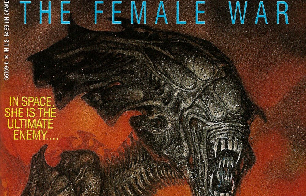 Book Review: Aliens – The Female War