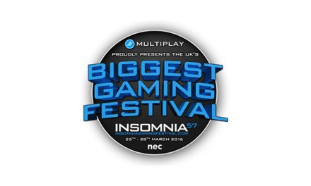 PlayStation 4 Competitive Gaming areas to feature at Insomnia 57