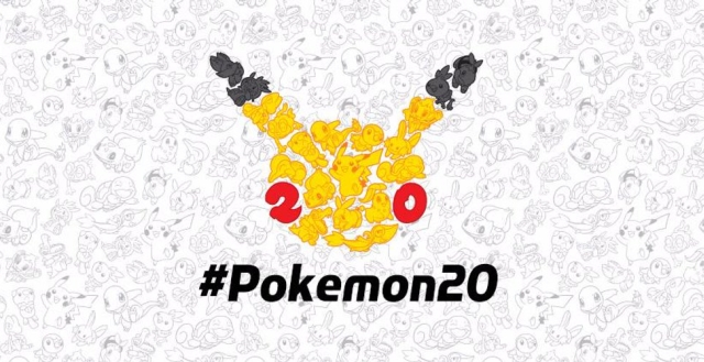 Pokemon 20th celebrations continue as Pokémon enters the record books