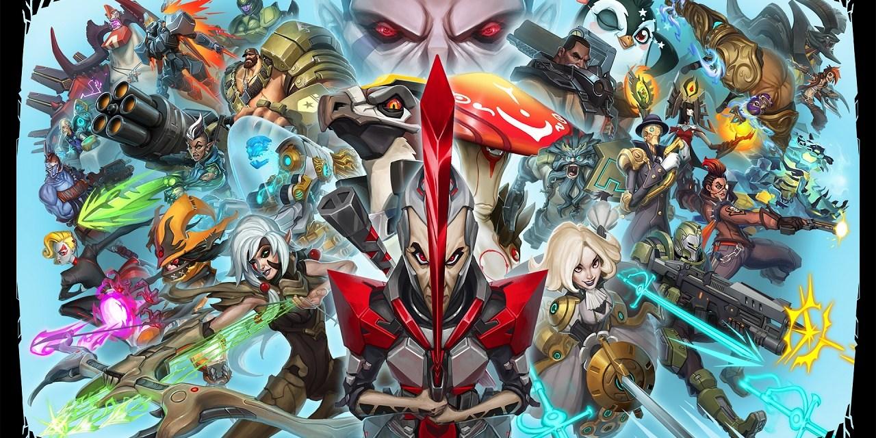 Battleborn Open Beta goes live!