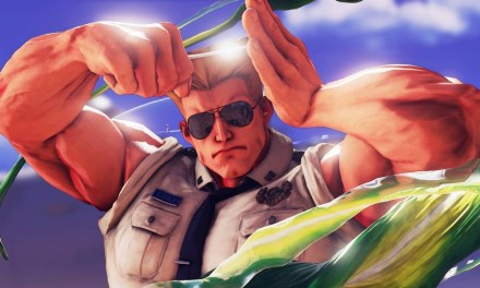Guile Flash Kicks His Way Into Street Fighter V
