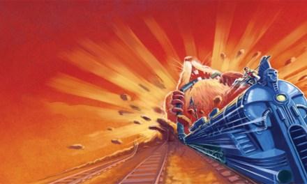 Book Review: Railsea