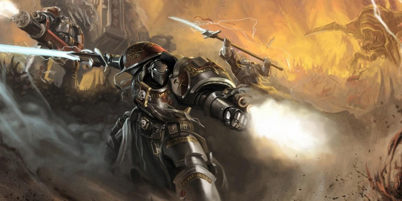 Warhammer 40k: Space Marine Day