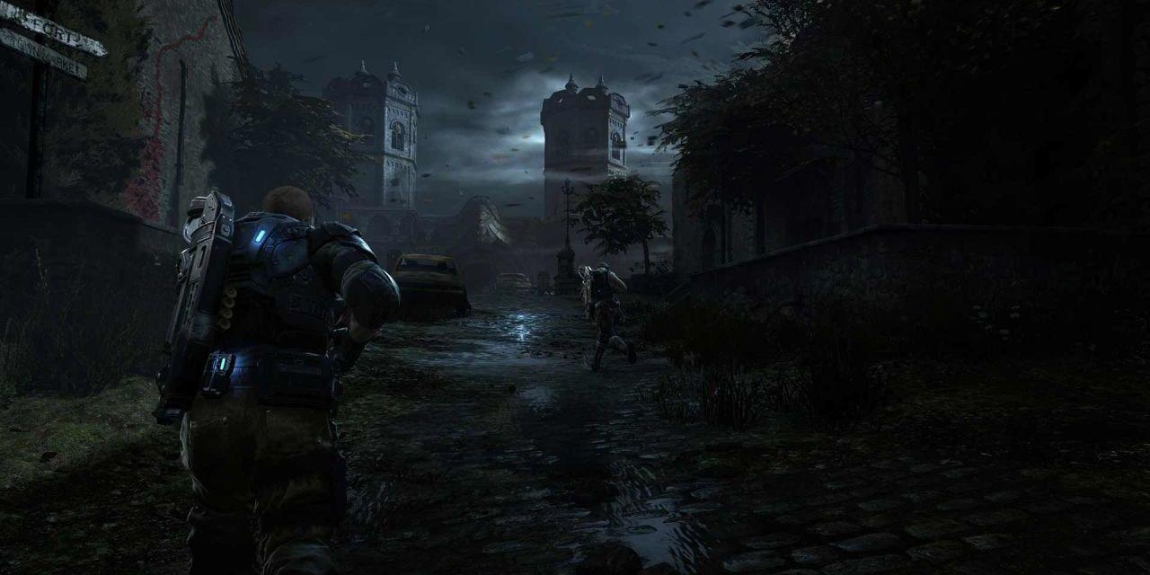 Gears of War 4 News!