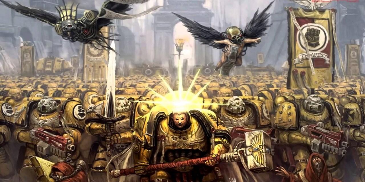 Warhammer 40k – A Beginner's Guide