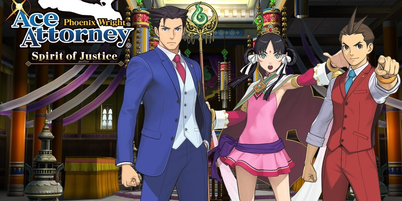 Ace Attorney – Spirit of Justice Trailer