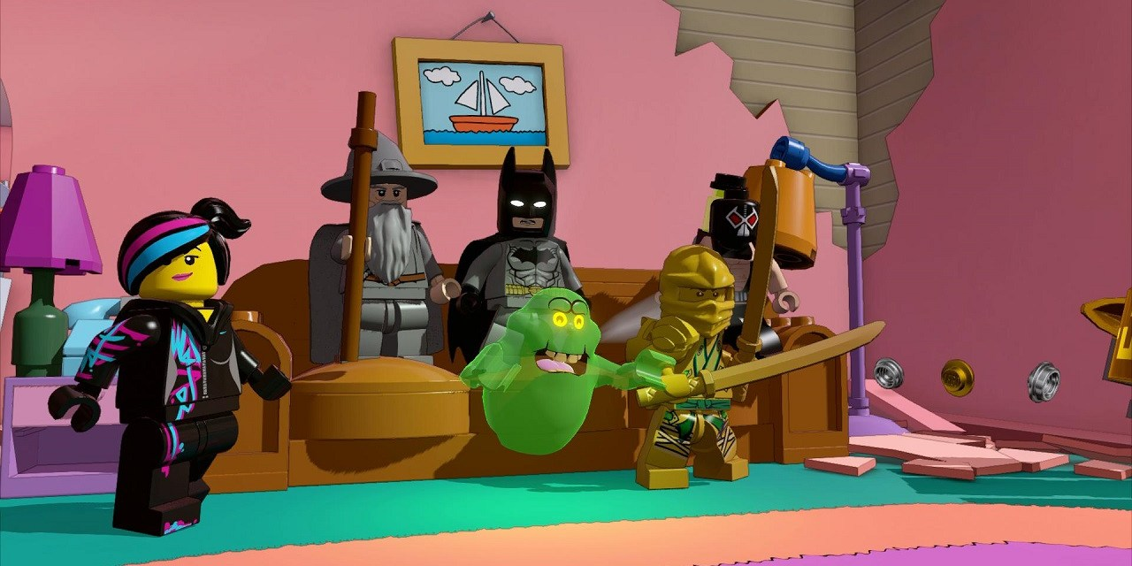 LEGO Dimensions Adds Three New Fun Packs Based on DC Comics, Ghostbusters and LEGO Ninjago