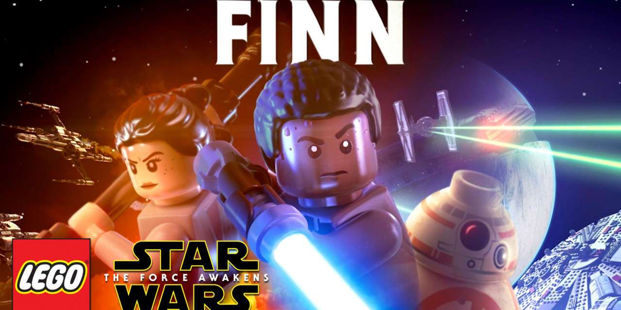 LEGO Star Wars: The Force Awakens Character Spotlight Series Continues with Finn Vignette