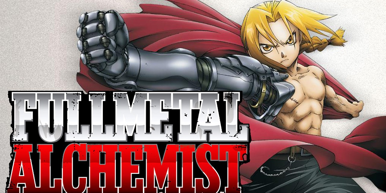 Fullmetal Alchemist Live-Action Film in 2017