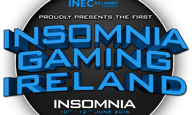 GameStop is now on its way to Insomnia Gaming Ireland