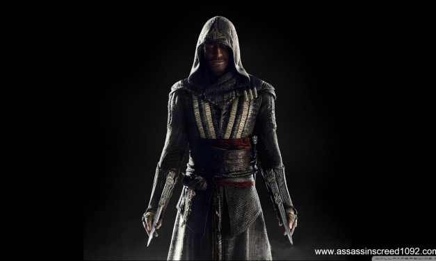 New images for Assasssin's Creed showing off Michael Fassbender