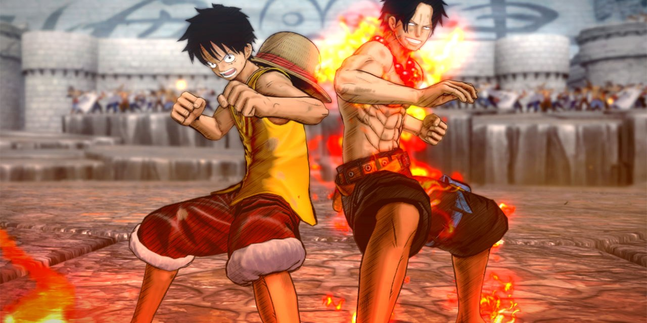 New trailer and demo released for One Piece Burning Blood