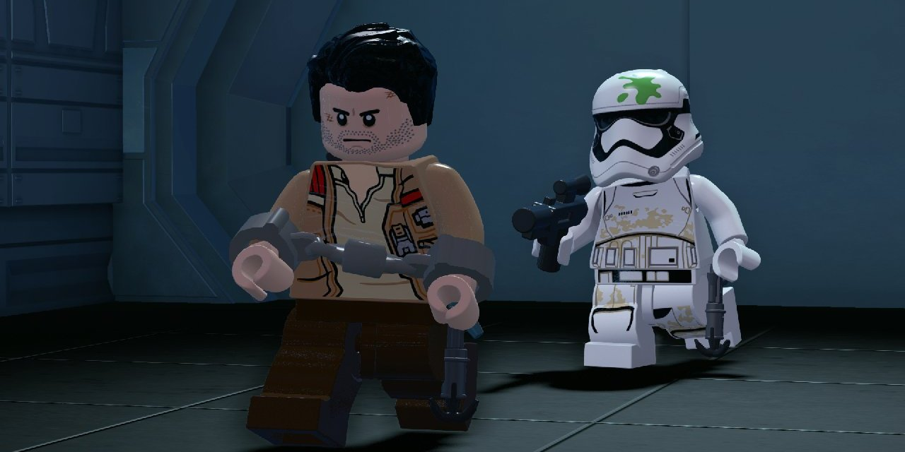 LEGO Star Wars: The Force Awakens Character Spotlight with Poe Dameron