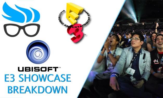Ubisoft E3 conference news!