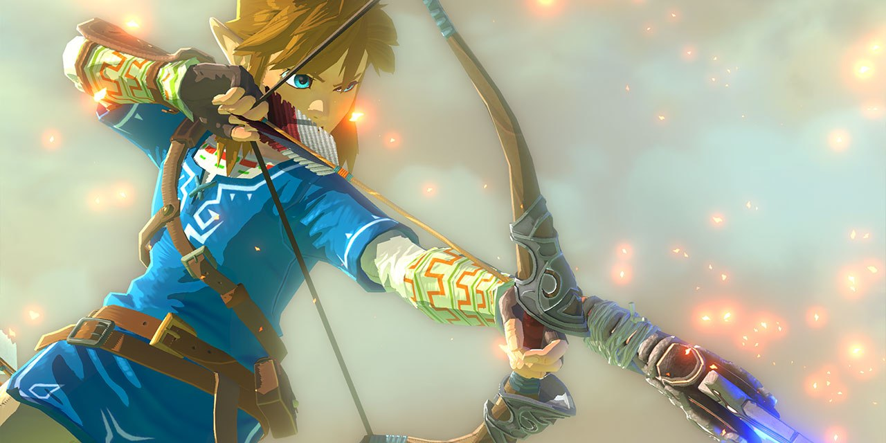 Nintendo E3  – Legend of Zelda live play first look!