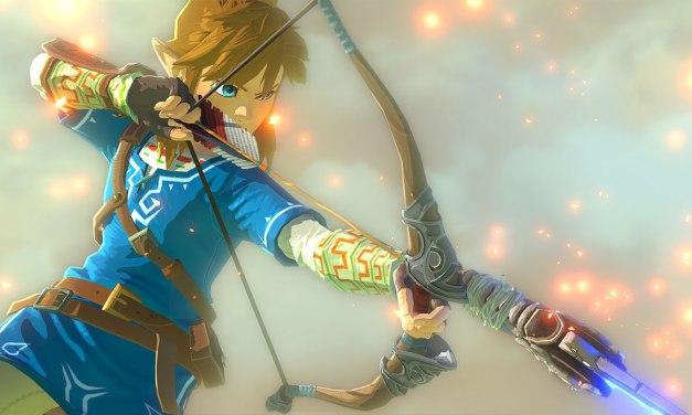 Nintendo E3  – Legend of Zelda live play first look!