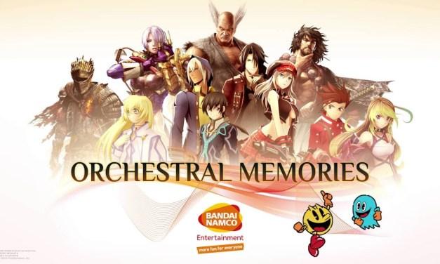 Bandai Namco Entertainment Europe to take you through Orchestral Memories!