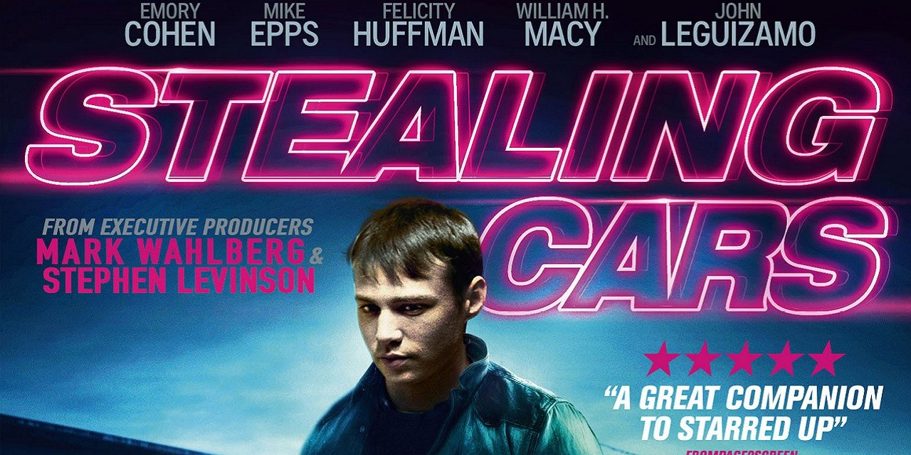 New trailer and images for Stealing Cars!