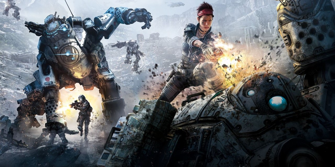 EA announce Titanfall 2 release date