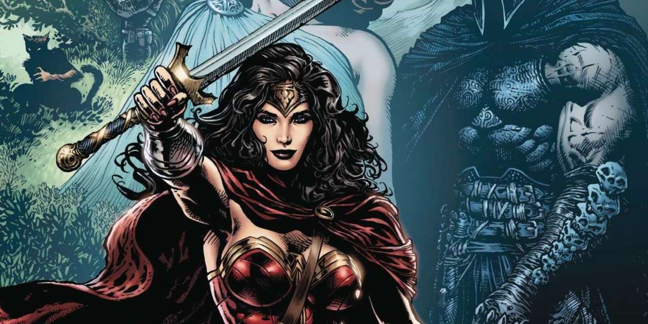 Review – Wonder Woman: Rebirth