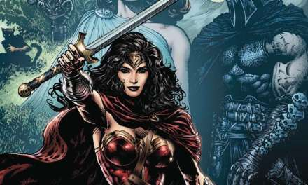 Review – Wonder Woman: Rebirth