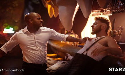 American Gods Teaser Trailer straight from SDCC 2016
