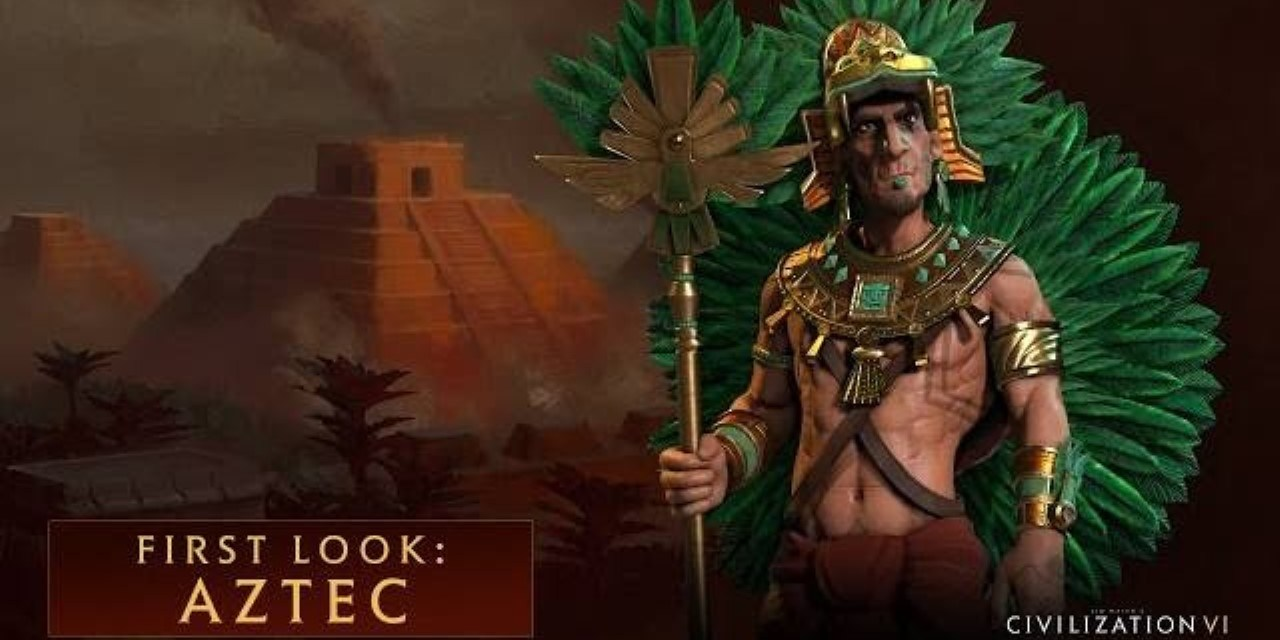 Pre-Order Civilization VI & Get Early Access to the latest historic leader!!