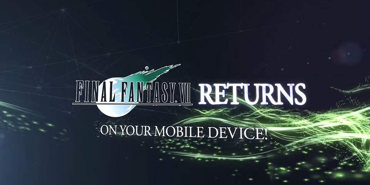 Relive the magic of Final Fantasy VII on Android devices