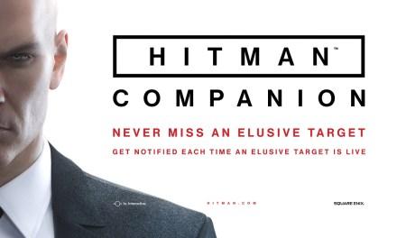 New Companion App + Toughest Elusive Target for HITMAN