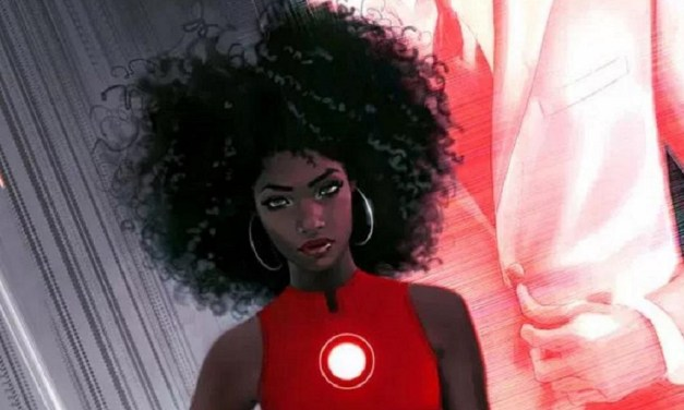 There's a new Iron Man, Riri Williams