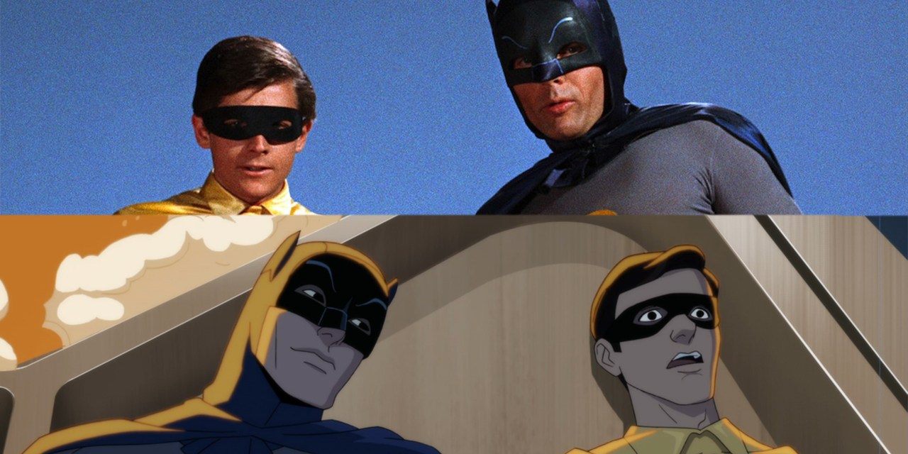 The Original Caped Crusaders Reunite for New Animated Movie!