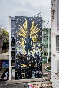 Deus Ex: Mankind Divided Photography 1