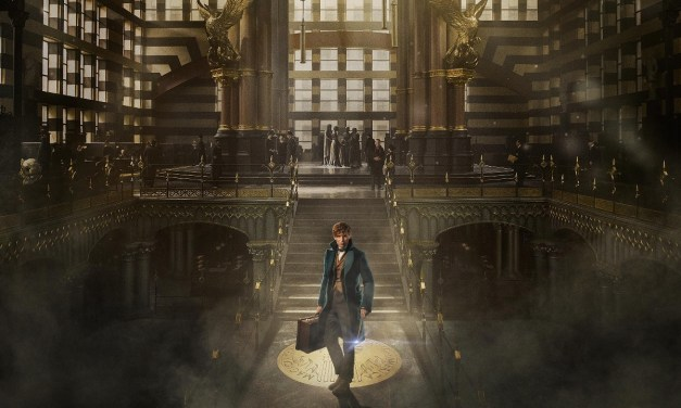 To Celebrate 100 Days to Fantastic Beasts and Where to Find Them, Advanced Tickets Sales Now Open!