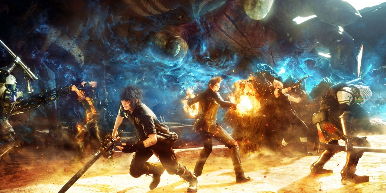 Unbelievable news as FINAL FANTASY XV will be live at Abbey Road Studios!
