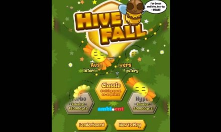 Bee Here Now! AMBI.ent Debuts with HiveFall for iOS and Android