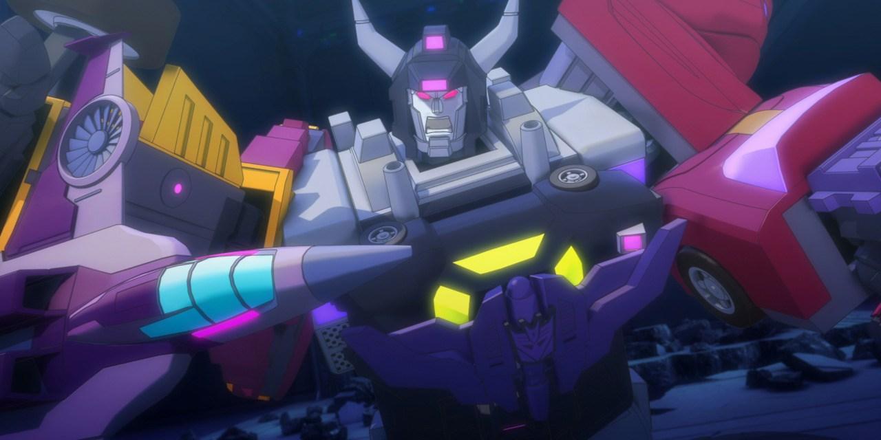 Review: Transformers Combiner Wars – Episode 1