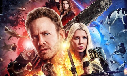 Review – Sharknado: the 4th Awakens