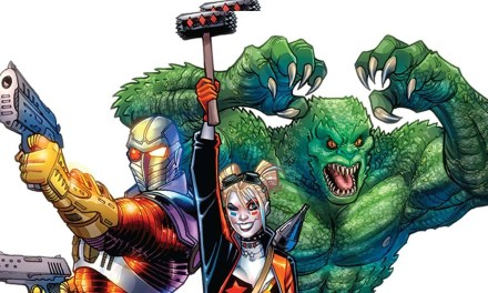 Review –  Suicide Squad: Rebirth # 1