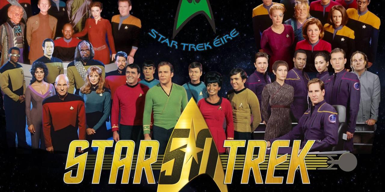 Star Trek Eire's 50th Anniversary Celebration